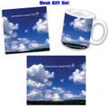 Lockheed Martin Desk Gift Set