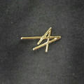Lockheed Martin Gold Star Lapel Pin