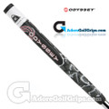 Odyssey Tank Pistol Counterbalance Putter Grip - Black / White / Grey / Camo