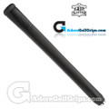 The Grip Master Pittards Ethiopian Cabretta Leather Stitchback Midsize Pistol Putter Grip - Black