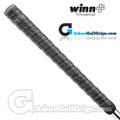 Winn Dri-Tac Wrap Jumbo Grips – Dark Grey / Grey
