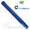 Pure Grips The Big Dog Jumbo Putter Grip - Blue