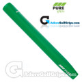 Pure Grips The Big Dog Jumbo Putter Grip - Green