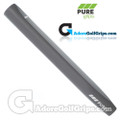 Pure Grips The Big Dog Jumbo Putter Grip - Grey