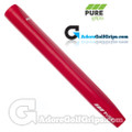 Pure Grips The Big Dog Jumbo Putter Grip - Red