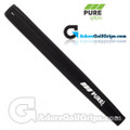 Pure Grips Midsize Paddle Putter Grip - Black