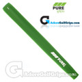 Pure Grips Midsize Paddle Putter Grip - Green