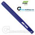 Pure Grips Midsize Paddle Putter Grip - Blue