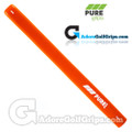 Pure Grips Classic Paddle Putter Grip - Orange