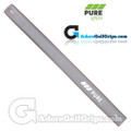 Pure Grips Classic Paddle Putter Grip - Grey
