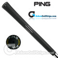 "Ping 5L 360 Midsize (Gold Code +1/32"")  Grips - Black / Gold"