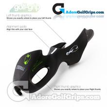 Golf-Grip Training Aid - Black