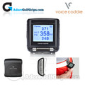 Voice Caddie D1 Flip Executive Golf GPS - Black