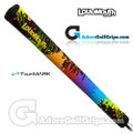 TourMARK Loudmouth Paintballz Grips – Blue / Green / Yellow / Orange