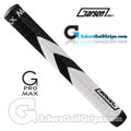 Garsen Golf G-Pro Max Jumbo Putter Grip - Black / White