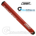 Garsen Golf G-Pro Ultimate Non-Taper Midsize Putter Grip - Red