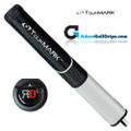 TourMARK RD5 Giant Putter Grip - Black / White