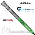 Golf Pride New Decade Multi Compound MCC Plus 4 Grips - Black / Green