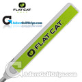 Flat Cat Golf Big Boy 12 Inch Giant Putter Grip - White / Green / Black