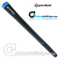 TaylorMade Universal Replacement Grips By Lamkin - Black / Blue / Silver
