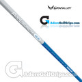"""Grafalloy ProLaunch Blue Fairway Wood Shaft - Stiff Flex - 0.335"""" Tip - Blue / Silver"""