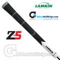 Lamkin Z5 Multicompound Cord Grips - Black / White / Grey