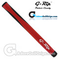 G-Rip MP-1 Midsize Pistol Putter Grip - Red / Black