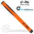G-Rip MP-1 Midsize Pistol Putter Grip - Orange / Black