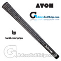 Avon Tacki-Mac Tour Select Midsize Full Cord Grips - Black / White