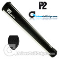 P2 Reflex Giant Putter Grip - Black / White