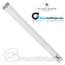 Black Widow Tour Silk II Grips - White