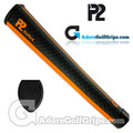 P2 Reflex Giant Putter Grip - Black / Orange
