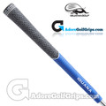Iguana Golf Tour Density Hybrid Cord Grips - Black / Blue