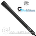 The Grip Master Ethiopian Kidd Leather Sewn Grips - Black