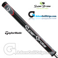 SuperStroke Taylormade Mid Slim 2.0 XL Plus Putter Grip - Black / Grey / Red