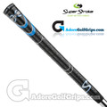 SuperStroke Cross Comfort Grips - Black / Blue