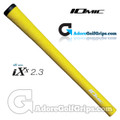 Iomic iXx Series LTC 2.3 Grips - Yellow / Black
