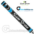 SuperStroke Pistol GTR 2.0 Legacy Series Putter Grip 2017 - Midnight Black / Blue / Silver