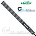 Lamkin Crossline Paddle Putter Grip - Black / White