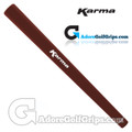 Karma Smoothie Paddle Putter Grip - Chocolate Brown