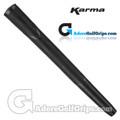 Karma Arthritic Serrated Jumbo Grips - Black