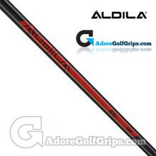 """Aldila 65 Wood Shaft (65g) - Stiff Flex - 0.335"""" Tip - Black / Red"""