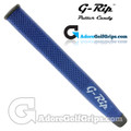 G-Rip FL-1 Jumbo V-Shape Light Putter Grip - Blue