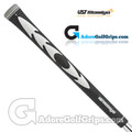 UST Mamiya Pro DV Torsion Half Cord Grips - Black / White
