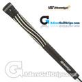 UST Mamiya Comp DV2 Torsion Control Grips - Black / White