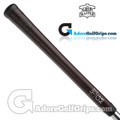 The Grip Master Ethiopian Kidd Leather Sewn Grips - Plum