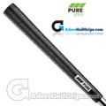 Pure Grips P2 Wrap Jumbo Grips - Black