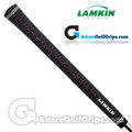 Lamkin Players Cord Standard Plus Grips - Black / Red / White