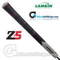 Lamkin Z5 Multicompound Cord Midsize Grips - Black / Grey