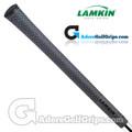 Lamkin UTx Cord Midsize Grips - Grey / Black